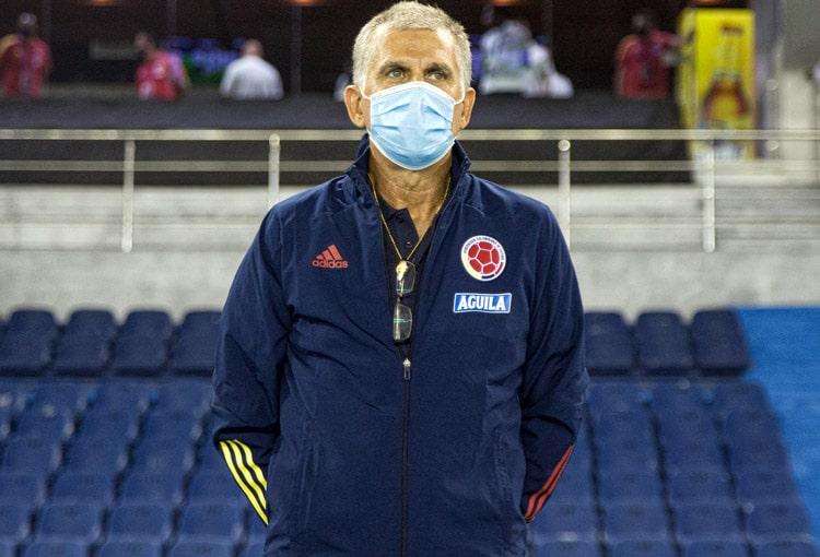 Carlos Queiroz, Selección Colombia, Chile, Mundial de Fútbol Qatar 2022, Eliminatorias a Qatar 2022