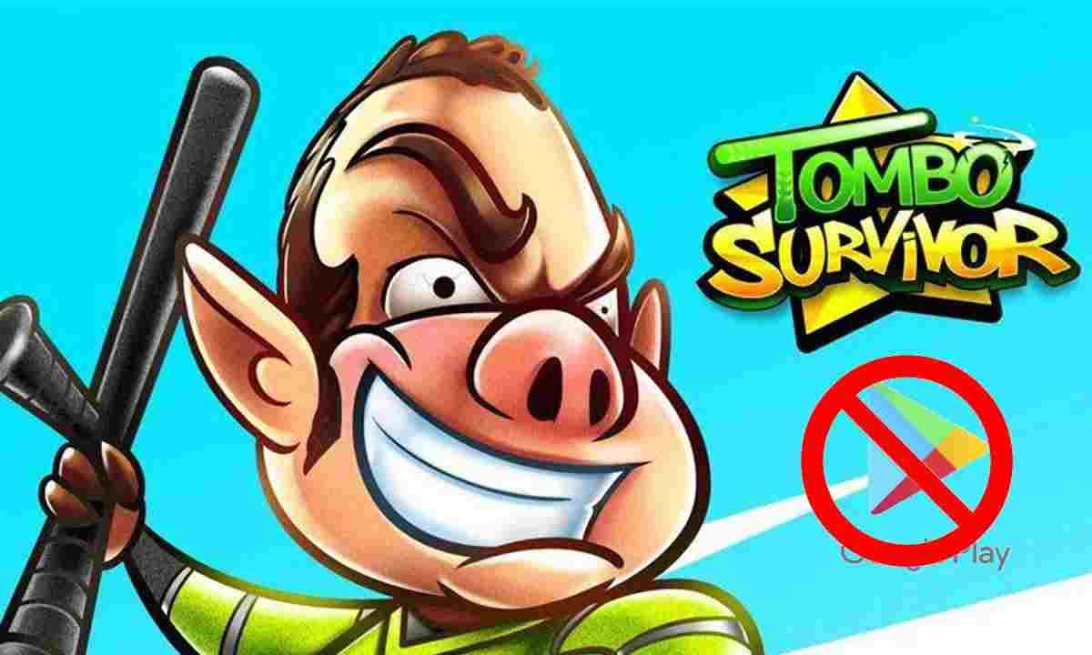Censurado Tombo Survivor ha sido eliminado de la Play Store