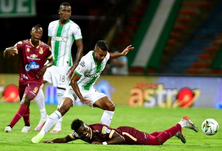 Christian Mafla, Jorge Segura, Atlético Nacional, bajas 27 de octubre
