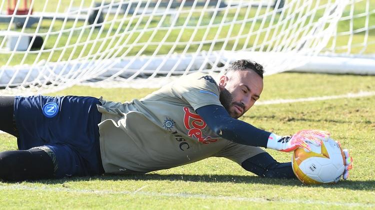 David Ospina, Napoli, Europa League