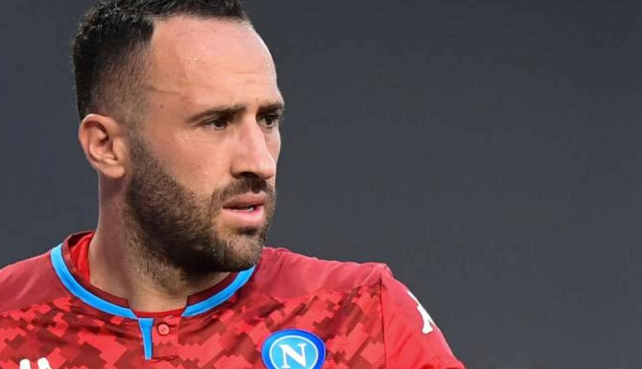 ¿Y David Ospina? Hay nuevo reporte del Napoli