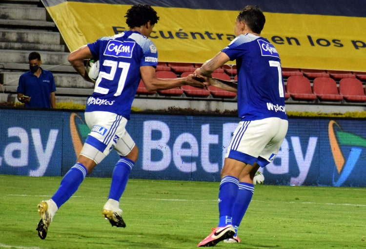 Deportes Tolima 2-2 Millonarios FC, Liga BetPlay 2020-I (1)
