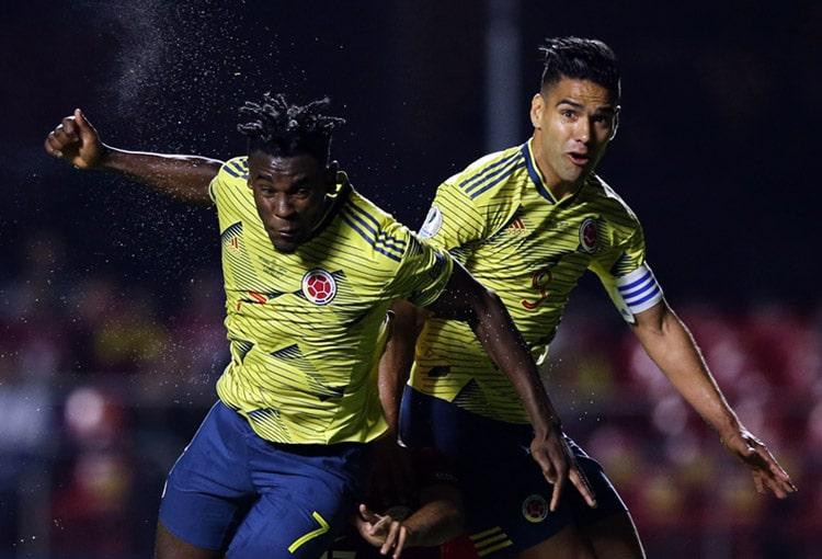 Duván Zapata, Falcao García, Luis Fernando Muriel, Selección Colombia, Eliminatorias Sudamericanas a Qatar 2022, Mundial de Fútbol Qatar 2022