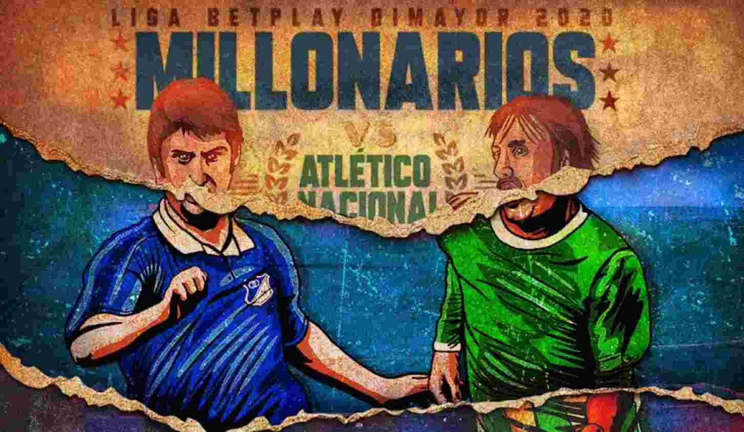 ¿Existen opciones para ver Millonarios vs. Nacional gratis?