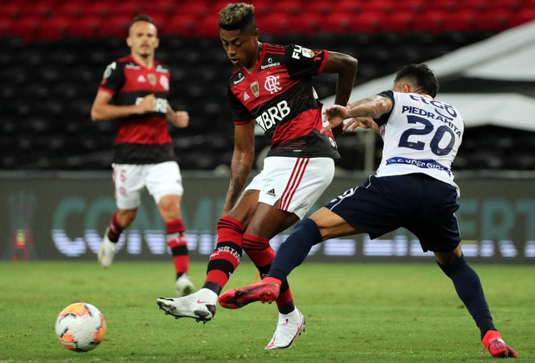Flamengo 3-1 Junior, Copa Libertadores 2020