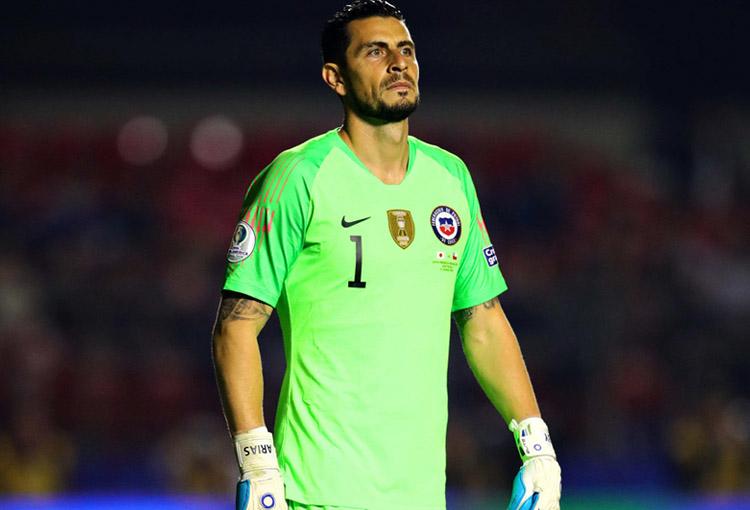 Gabriel Arias, Selección de Chile, Selección Colombia, Eliminatorias Sudamericanas a Qatar 2022