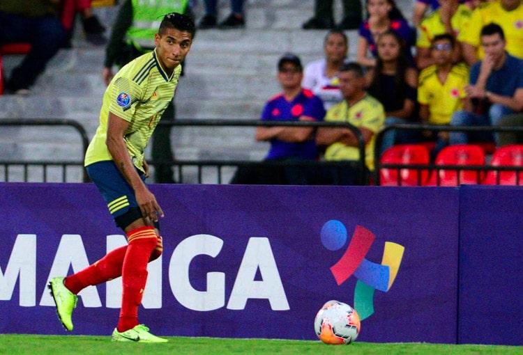 Gabriel Fuentes, Junior FC, Selección Colombia, Eliminatorias Sudamericanas a Qatar 2022, Mundial de Fútbol Qatar 2022
