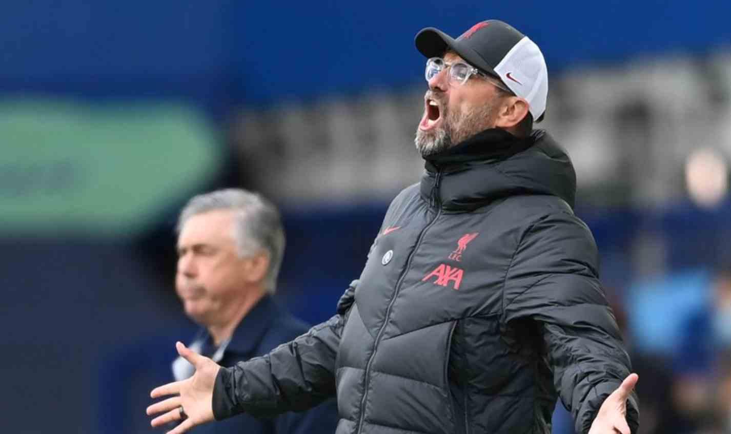 ¿Habló de James? Reacción de Jürgen Klopp tras el 2- 2 del derbi