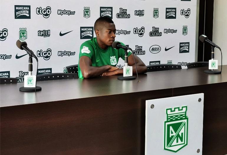 Helibelton Palacios, Pompilio Páez, Atlético Nacional, Junior FC, Liga BetPlay 2020-I