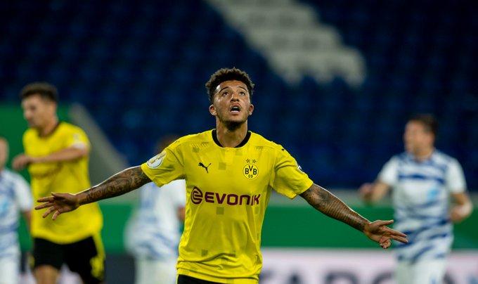 EN VIVO – Hoffenheim vs Borussia Dortmund online por Bundesliga de Alemania – Futbolete