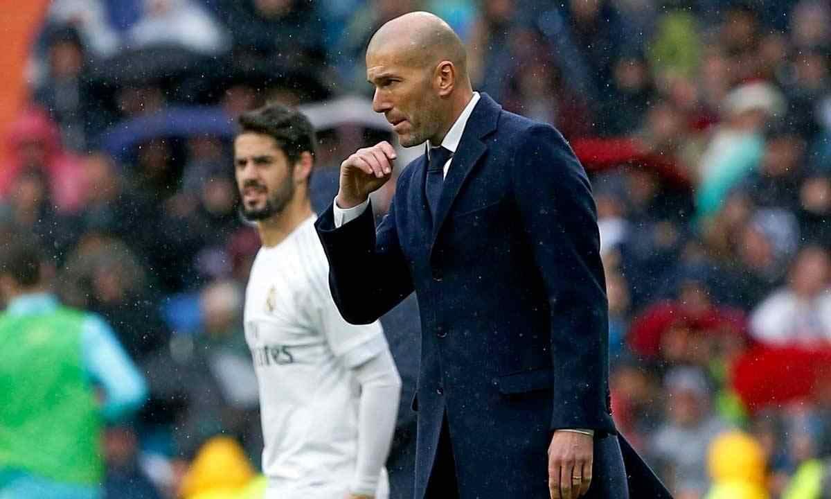 Isco 'raja' de Zidane a sus espaldas por la falta de minutos