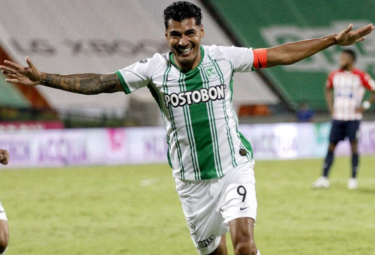 Jéfferson Duque, Atlético Nacional, River Plate de Uruguay, Copa Sudamericana