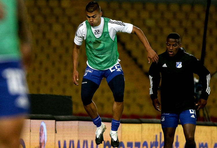 Jhon Duque, Millonarios FC, Liga BetPlay 2020-I, último gran logro