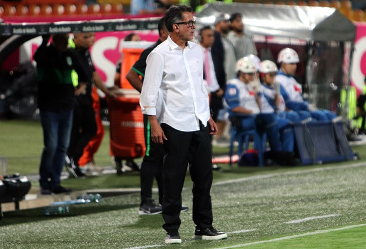 Juan Carlos Osorio, Atlético Nacional (2)