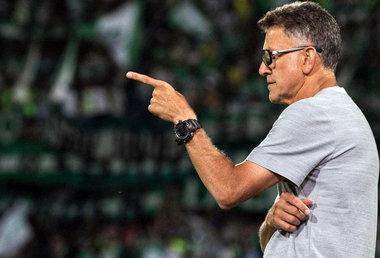 Juan Carlos Osorio, Atlético Nacional, América de Cali, Millonarios FC, DIM, Deportivo Independiente Medellín, Liga BetPlay 2020-I