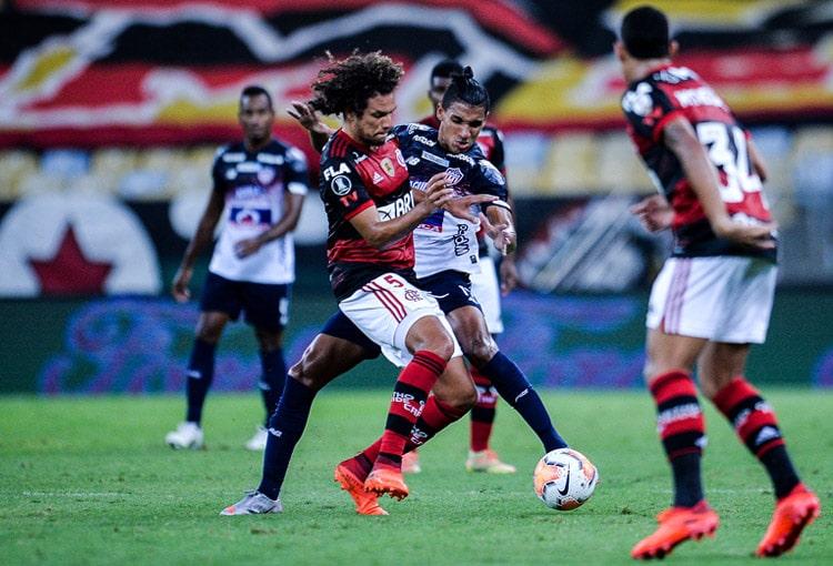 Junior, Flamengo, Copa Libertadores 2020, Copa Sudamericana 2020
