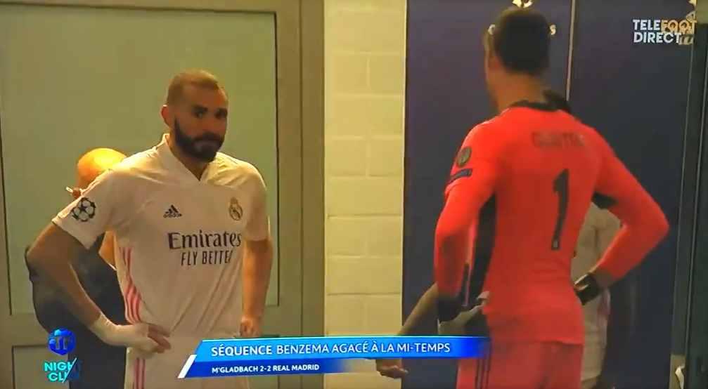 Karim Benzema, ¿cansado de Vinícius?
