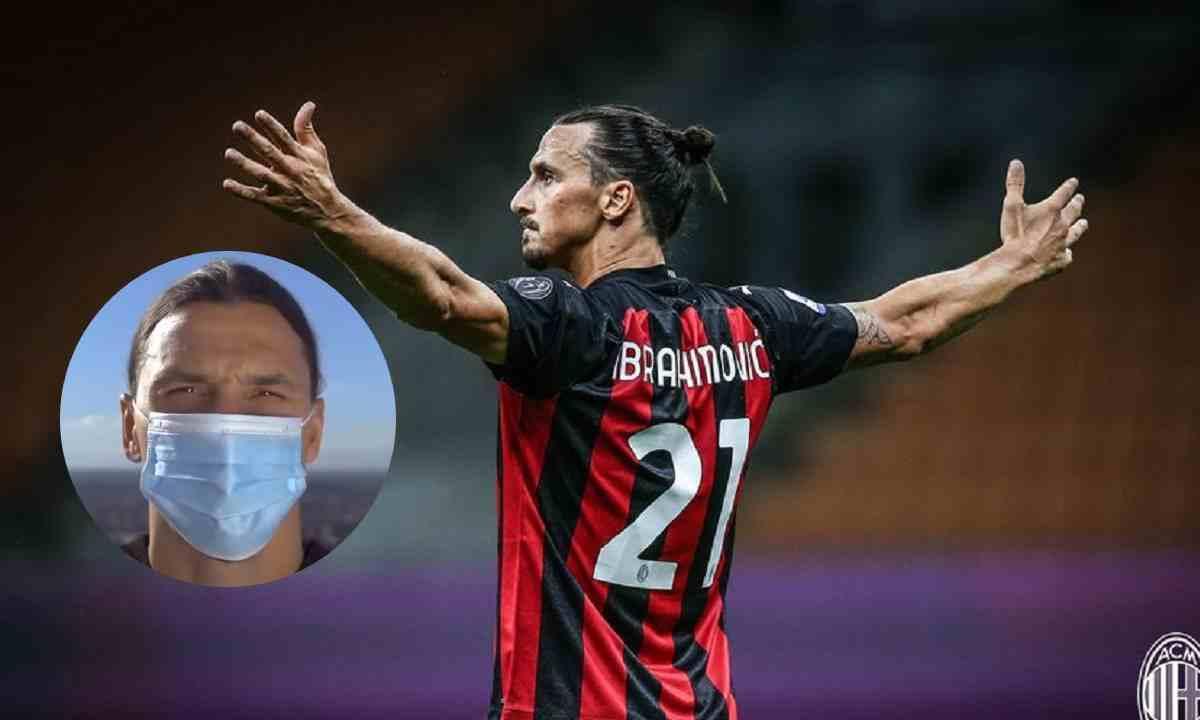 La campaña para prevenir el Covid-19 Tú no eres Zlatan