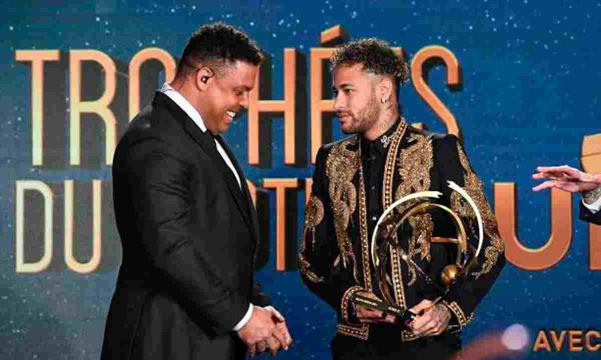La emotiva felicitación de Ronaldo Nazario a Neymar