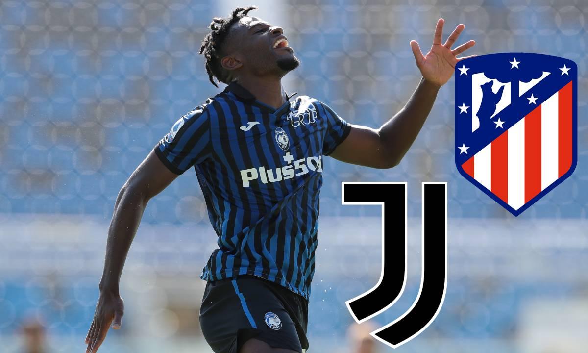 La razón por la que Juventus y Atleti no fueron por Duván Zapata