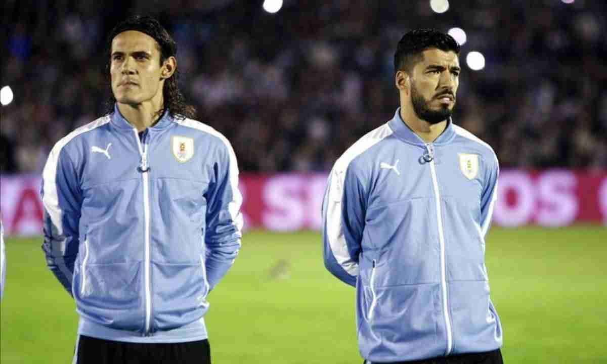 Los 'bloqueados' de Uruguay para enfrentar a Colombia