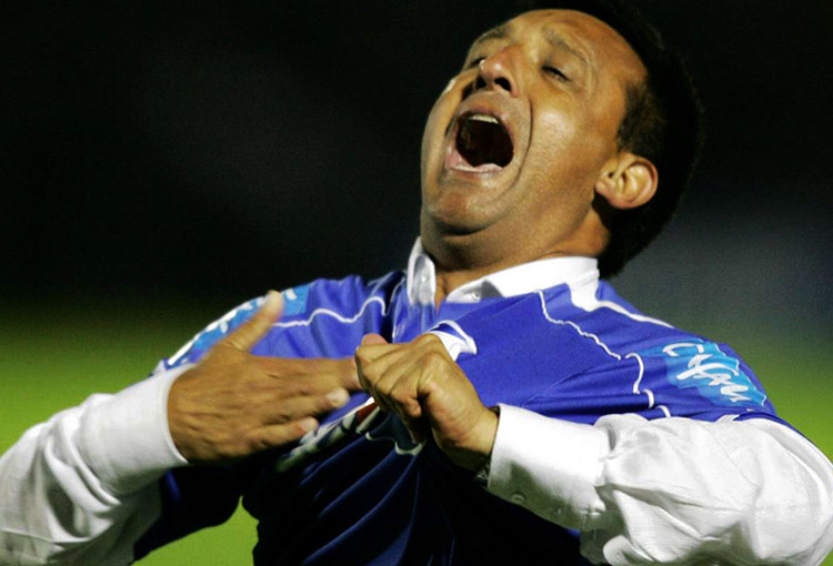 Mario Vanemerak, Millonarios FC, Alberto Gamero