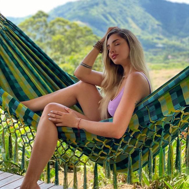 Melina Ramírez, Deportivo Independiente Medellín, belleza (1)