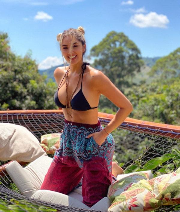 Melina Ramírez, Deportivo Independiente Medellín, belleza (4)