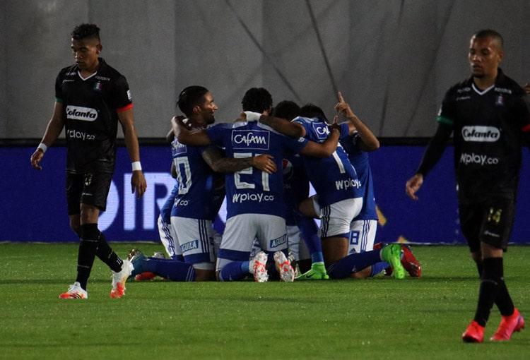 Millonarios FC, Liga BetPlay 2020-I, COVID-19