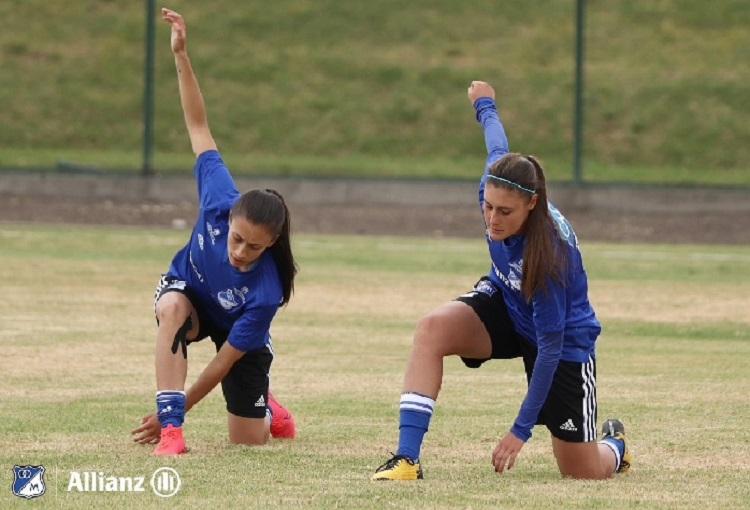 Millonarios, Santa Fe, Liga Femenina 2020