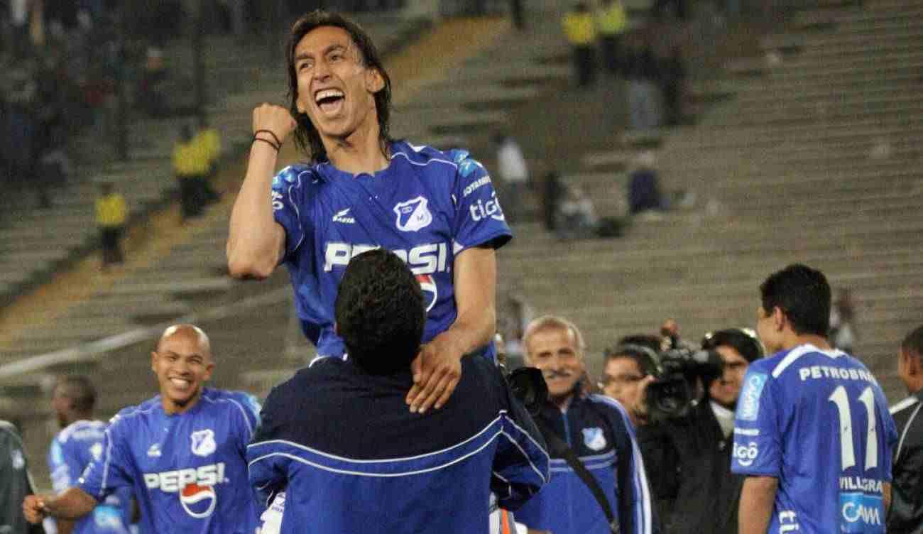 Millonarios contra clubes de Colombia en Copa Sudamericana