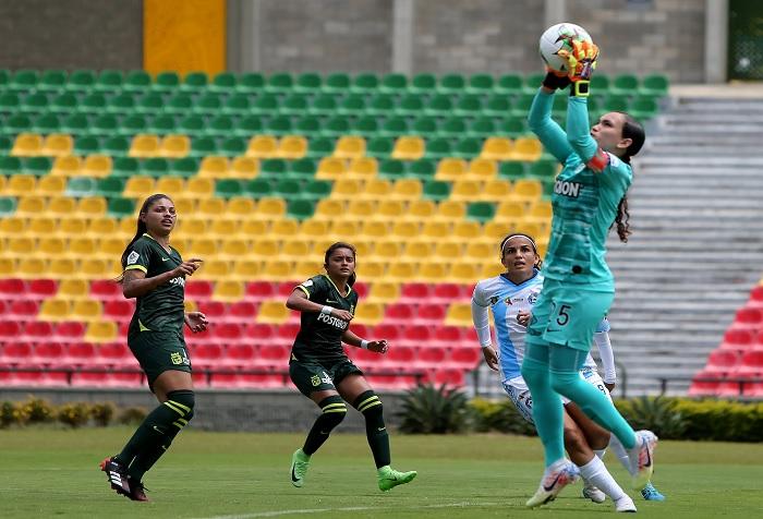 Nacional femenino, Liga Femenina 2020, Real San Andrés