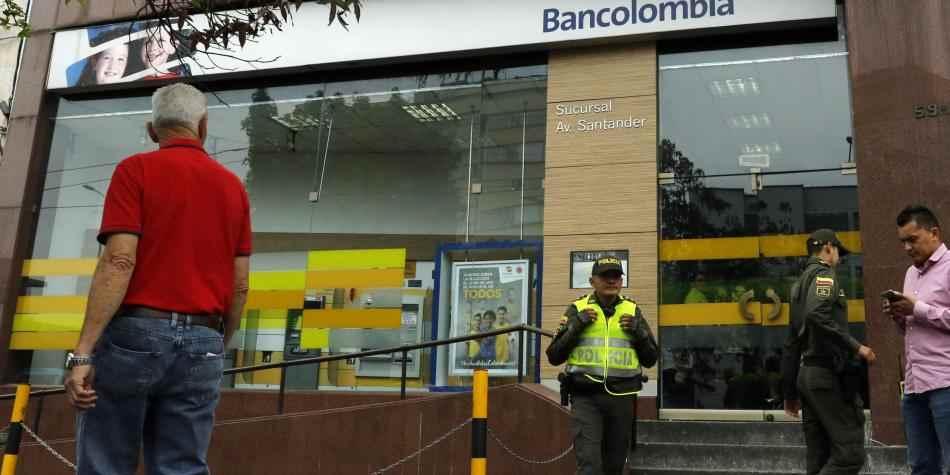Pagos del Ingreso Solidario en octubre por Bancolombia
