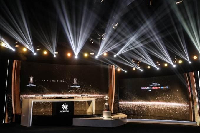 Partidos de los octavos de final en la Copa Libertadores 2020