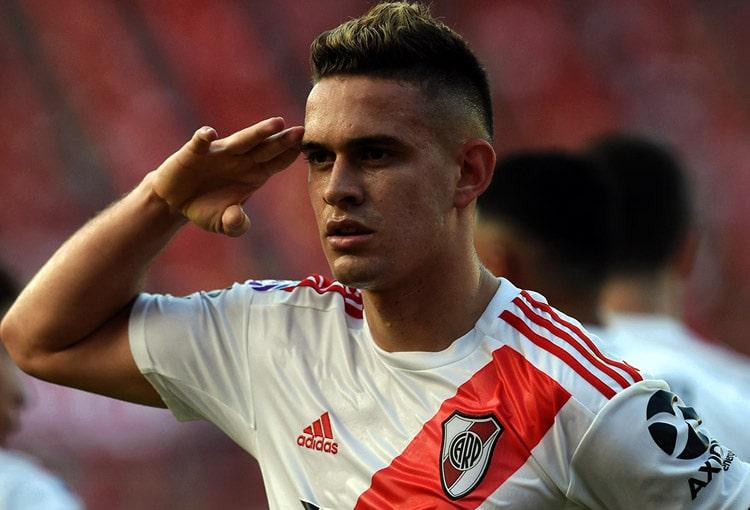 Rafael Santos Borré, River Plate, Selección Colombia, Carlos Queiroz, Eliminatorias Sudamericanas a Qatar 2022