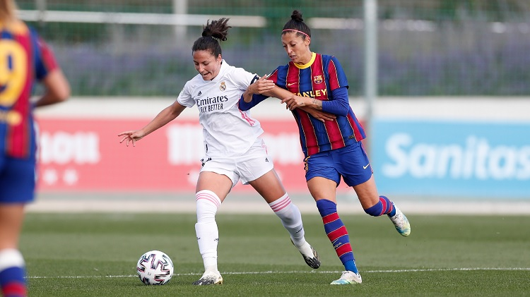 Real Madrid, FC Barcelona, clásico femenino, Liga Iberdrola 2020-21