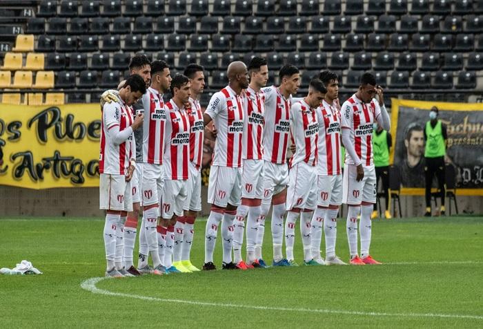 River Plate de Uruguay, Nacional, Copa Sudamericana 2020