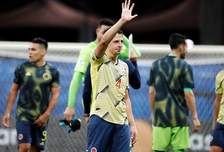 Santiago Arias, Johan Mojica, Selección Colombia, Selección de Venezuela, Eliminatorias a Qatar 2022