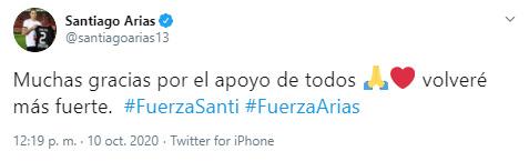 Santiago Arias, Selección Colombia, Venezuela, Eliminatorias a Qatar 2022, lesión (2)