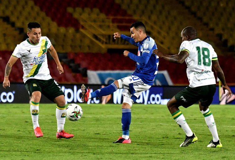 Santiago Montoya, Cristian Bonilla, Millonarios FC, Liga BetPlay 2020-I, COVID-19-min