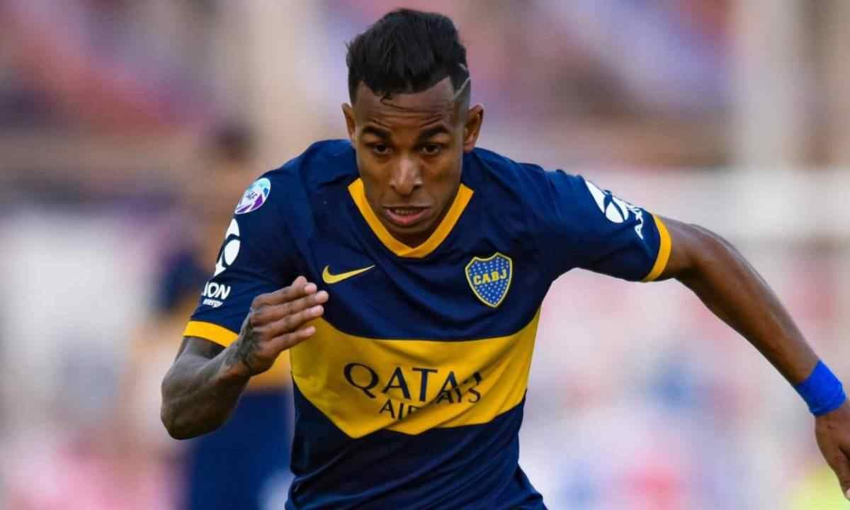 Sebastián Villa podría reaparecer con Boca Daniela Cortés lo respalda