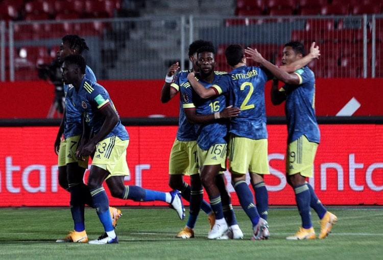Así sería la formación titular de la Selección Colombia contra Uruguay