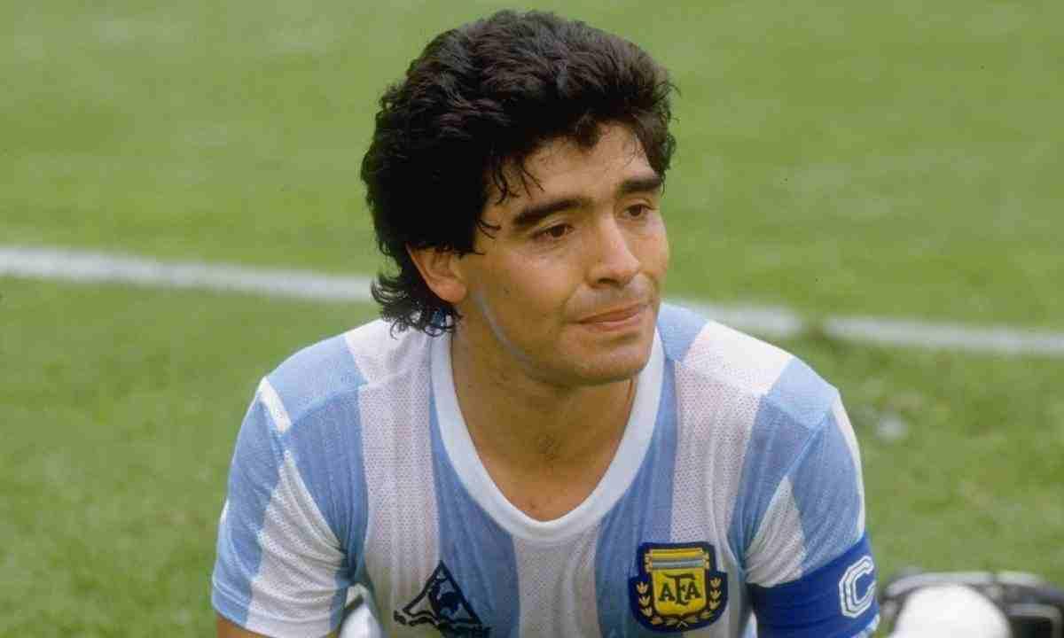 Todos los goles de Diego Maradona con la Selección Argentina