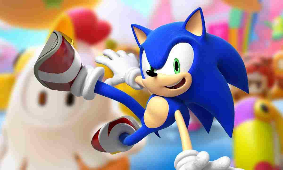 Una skin de Sonic podría llegar a Fall Guys
