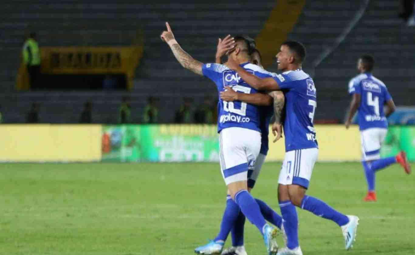 Ver Millonarios vs. Rionegro Águilas por TV sin publicidad