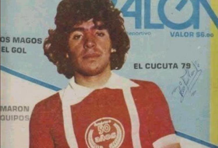 América de Cali y el día que intentó fichar a Diego Maradona