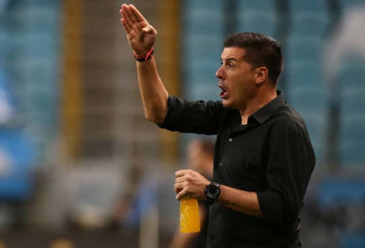 América de Cali tras 13 partidos con Juan Cruz Real como DT