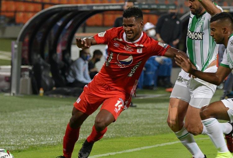 ¿Por qué Aldair Rodríguez no estará con América de Cali en Libertadores?