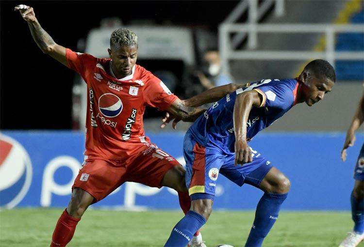 América de Cali vs. Deportivo Pasto, Liga Betplay: minuto a minuto