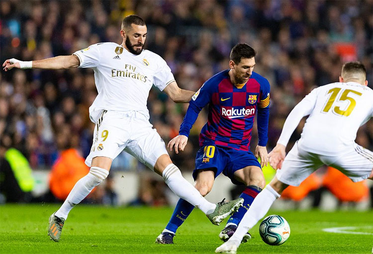 10 datos históricos del clásico Barcelona vs. Real Madrid